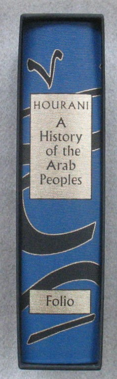 Image for A History of the Arab Peoples