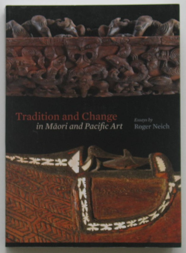 Image for Tradition and Change in Maori and Pacific Art