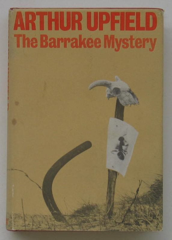 Image for The Barrakee Mystery