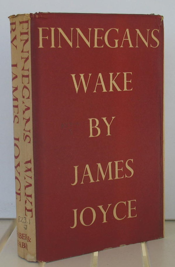 Image for Finnegans Wake