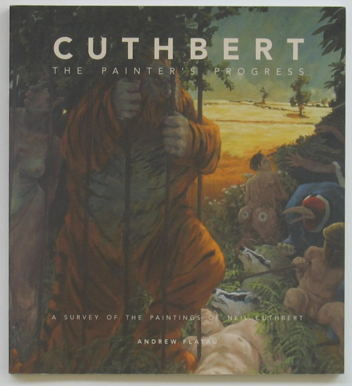Image for Cuthbert: The Painter's Progress - a Survey of the Paintings of Neil Cuthbert