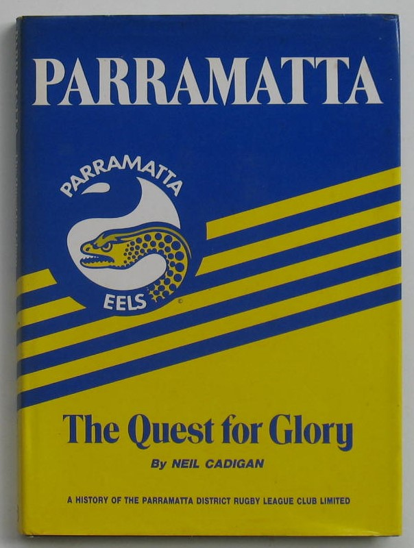 Image for Parramatta: The Quest for Glory