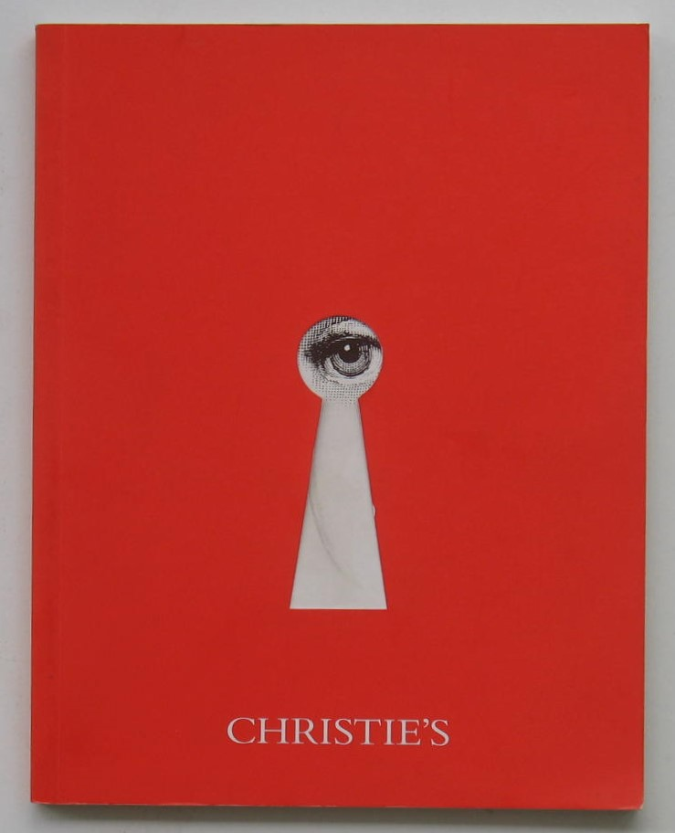 Image for Important Design - the Life of Piero Fornasetti - Christie's Los Angeles - May 16, 1998