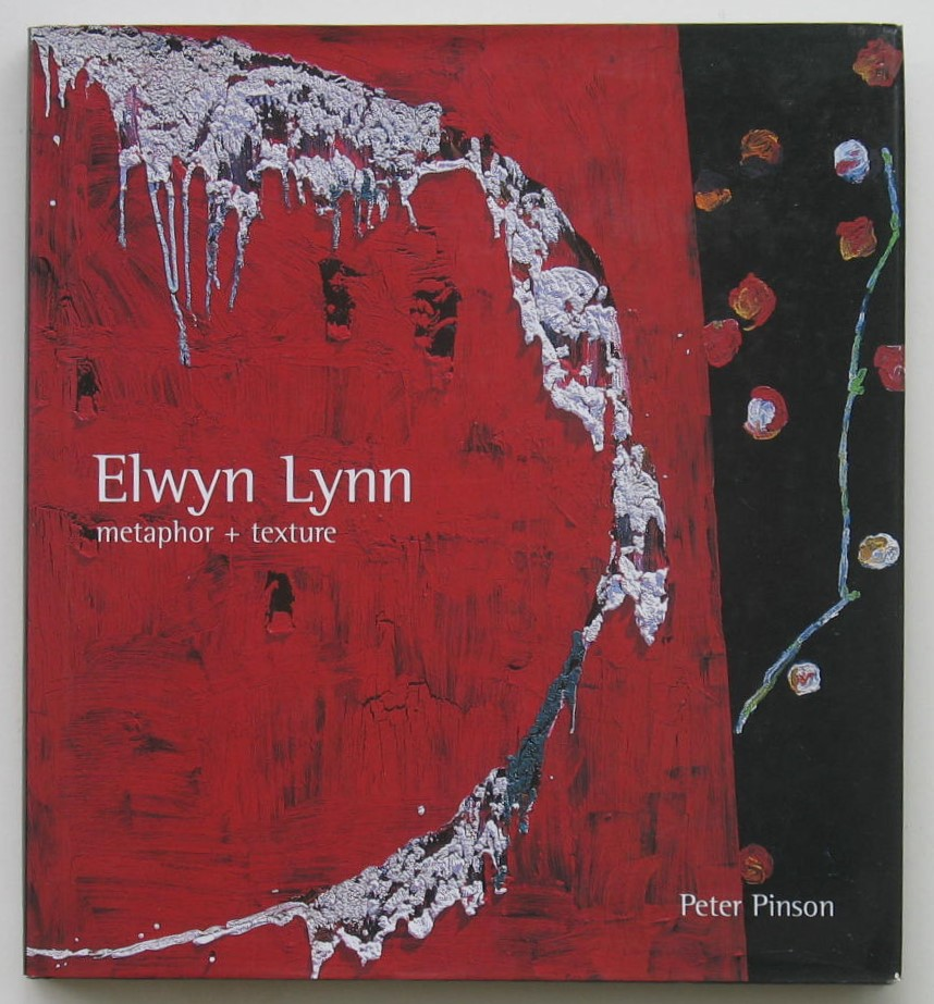 Image for Elwyn Lynn: Metaphor + Texture