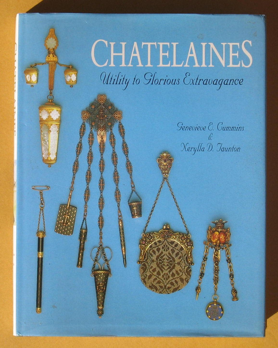 Image for Chatelaines: Utility to Glorious Extravagance