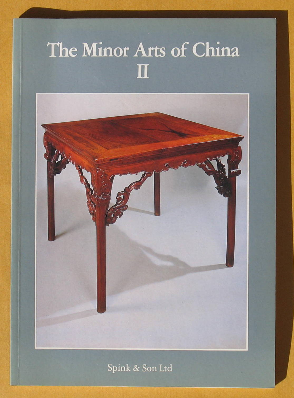 Image for The Minor Arts of China II